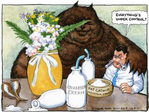 Cartoon-BigBear